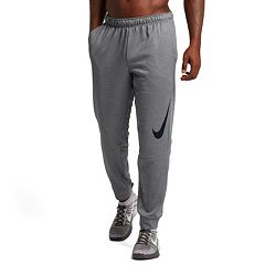 Nike Therma Training Hoody Charcoal Heather Black Black
