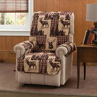 Innovative Textile Solutions Woodlands Recliner Wing Chair Protector