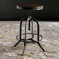 Safavieh Wildomar Adjustable Bar Stool