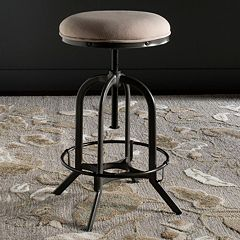 Safavieh Wildomar Padded Bar Stool