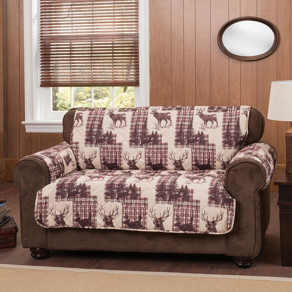 Innovative Textile Solutions Woodlands Sofa Protector