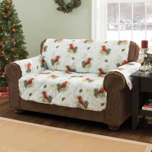 Innovative Textile Solutions Cardinal Loveseat Protector