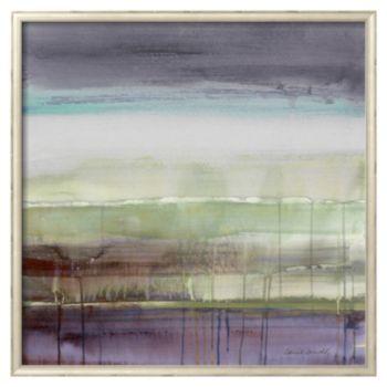 "Art.com ""Purple Rain"" Framed Wall Art"