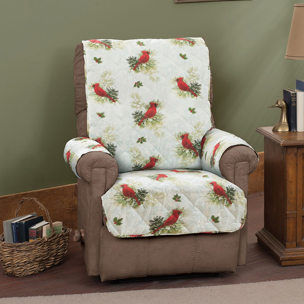 Innovative Textile Solutions Cardinal Recliner Wing Chair Protector