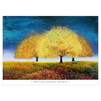 Art.com Dreaming Trio Wall Art Print