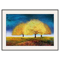 Art.com Dreaming Trio Framed Wall Art