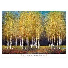 Art.com Golden Grove Wall Art Print