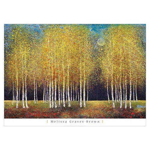 Art.com Golden Grove Wall Art Print