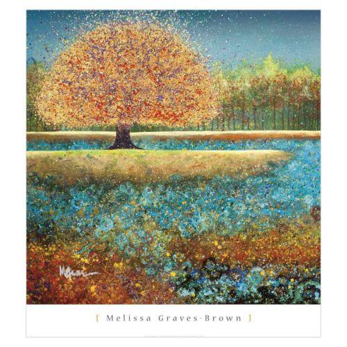 Art.com Jewel River Wall Art Print