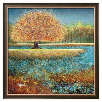 Art.com Jewel River Framed Wall Art