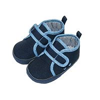 Baby Boy OshKosh B'gosh® Chambray Crib Shoes