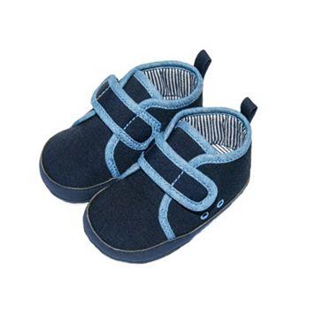 Baby Boy OshKosh B'gosh® Chambray Crib Shoes