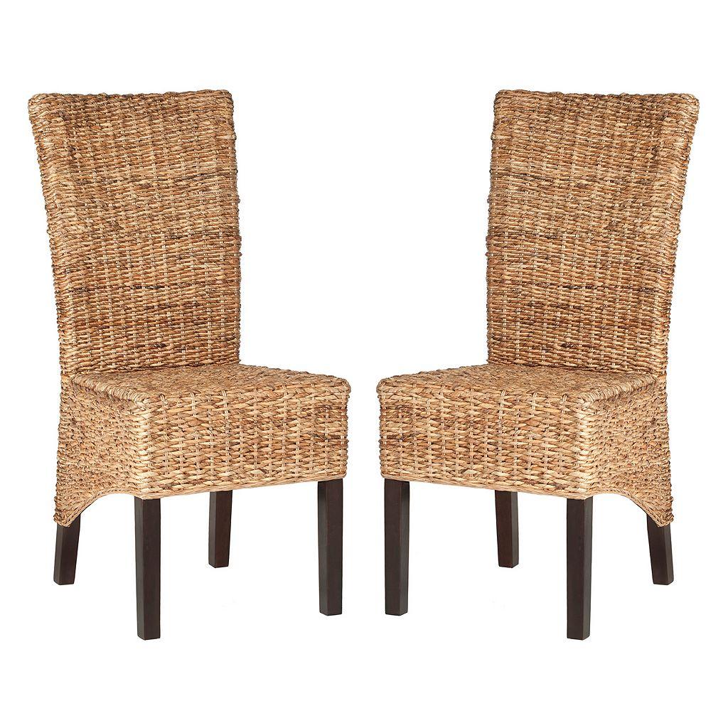 Safavieh Kiska Side Chair 2-piece Set