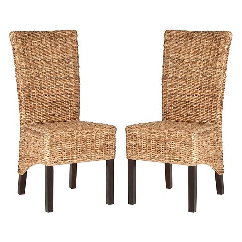 Safavieh Kiska Side Chair 2-piece Set