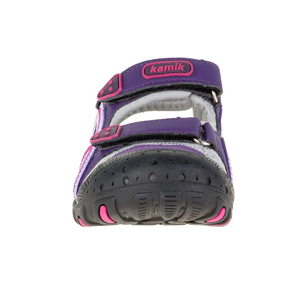 Kamik Seaturtle Girls' Sport Sandals