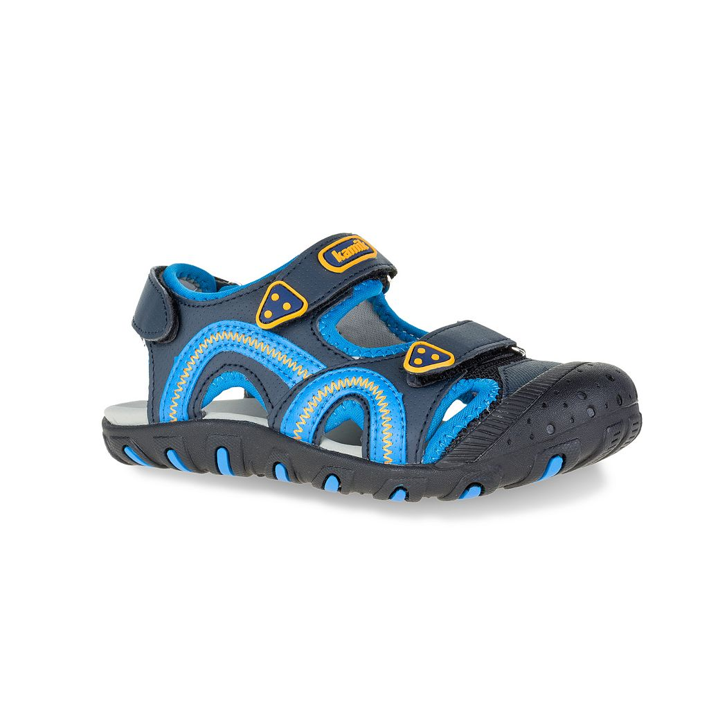 Kamik Seaturtle Boys' Sport Sandals