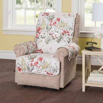 Innovative Textile Solutions Meadow Recliner Wing Chair Protector