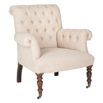 Safavieh Bennet Club Arm Chair