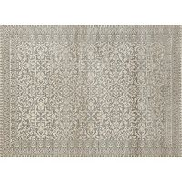 World Rug Gallery Avalon Framed Traditional Rug