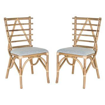 Safavieh Cynzia Side Chair 2-piece Set