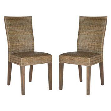 Safavieh Fausta Side Chair 2-piece Set