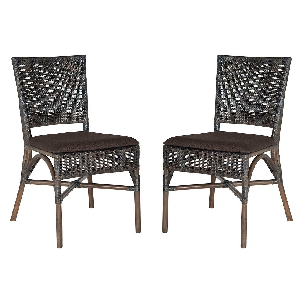 Safavieh Capri Side Chair 2-piece Set