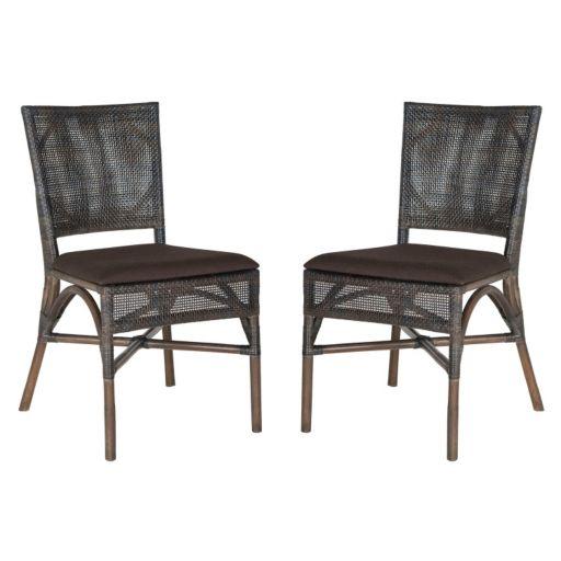 Safavieh Capri Side Chair 2-piece Set