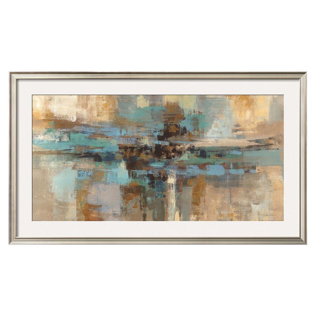 Art.com ''Morning Fjord'' Framed Wall Art