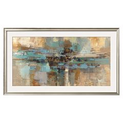 Art.com ''Morning Fjord'' Framed Wall Art