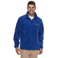 Big & Tall Columbia Flattop Ridge Fleece Jacket