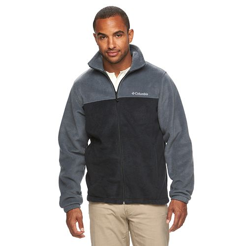 084b01c413c Big   Tall Columbia Flattop Ridge Fleece Jacket