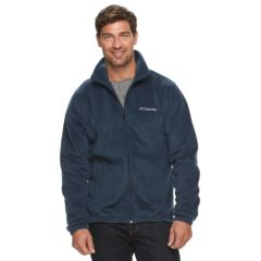 Mens Blue Fleece Jackets Fleece Outerwear, Clothing | Kohl's