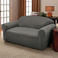 Innovative Textile Solutions Raise the Bar Sofa Slipcover