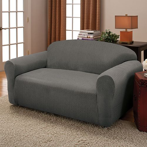 Innovative Textile Solutions Raise the Bar Sofa Slipcover