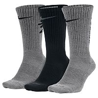 Men's Nike 3-pack Dri-FIT Rise Crew Socks