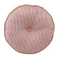 Waverly Retweet Round Throw Pillow