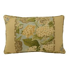 Waverly Garden Glory Throw Pillow