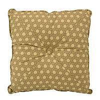 Waverly Garden Glory Square Throw Pillow