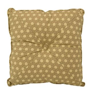 Waverly Garden Glory Square Throw Pillow