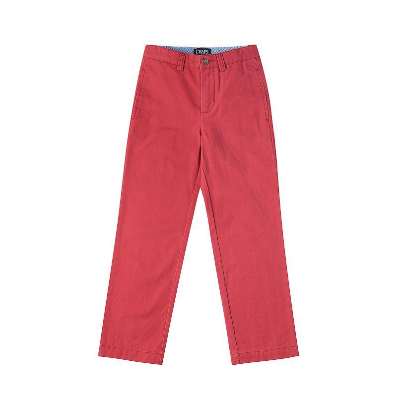 Toddler Boy Chaps Flat Front Pants