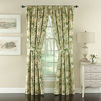 Waverly 2-pack Garden Glory Window Curtains - 50'' x 84''
