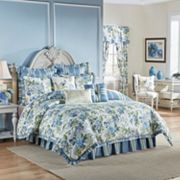 Waverly Floral Engagement 4 pc Bed Set