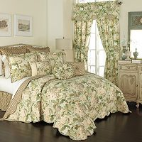 Waverly Garden Glory 3 pc Bedspread Set