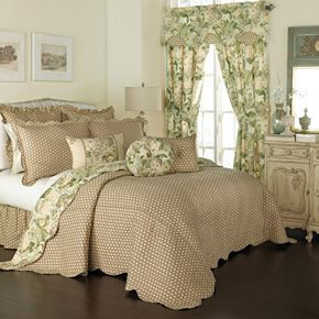 Waverly Garden Glory 3-piece Bedspread Set