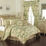 Waverly Garden Glory 4-piece Bed Set