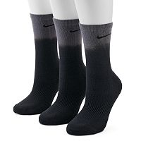 Women's Nike 3-pk. Dri-FIT Crew Socks