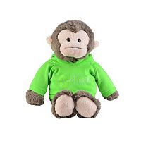 Q-time Buddy Plush Monkey