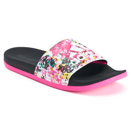 0a7c76871f64 adidas Adilette Supercloud Plus Women s Print Sandals