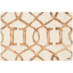 Safavieh Santana Geometric Dip-Dyed Wool Rug