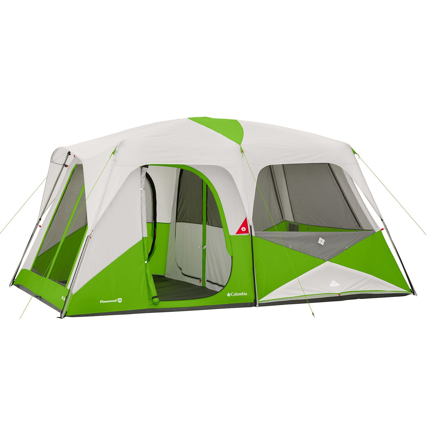 Columbia 10-Person Dome Tent  sc 1 st  Kohlu0027s : hiking tents - memphite.com